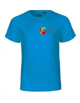 """Mens Fit T-Shirt Jugend """"Sapphire"""""""