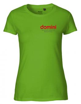 "Ladies Fit T-Shirt Jugend ""Lime"""