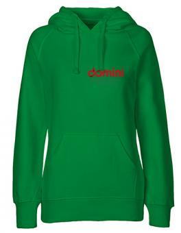 """Ladies Hoodie Jugend """"Green"""""""